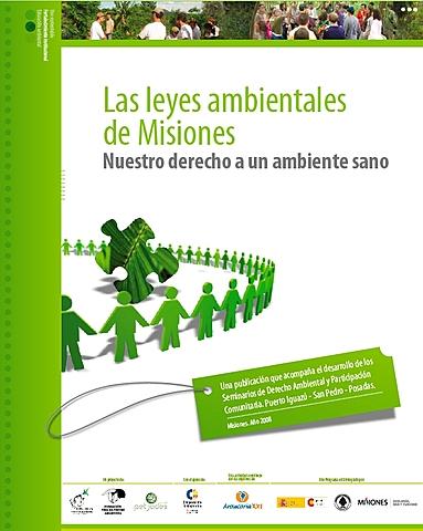 LEY DE EDUCACION AMBIENTAL DE LA PROVINCIA DE MISIONES (XVI Nº 80)