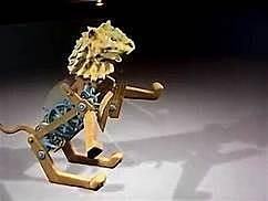 Le lion de Léonard de Vinci
