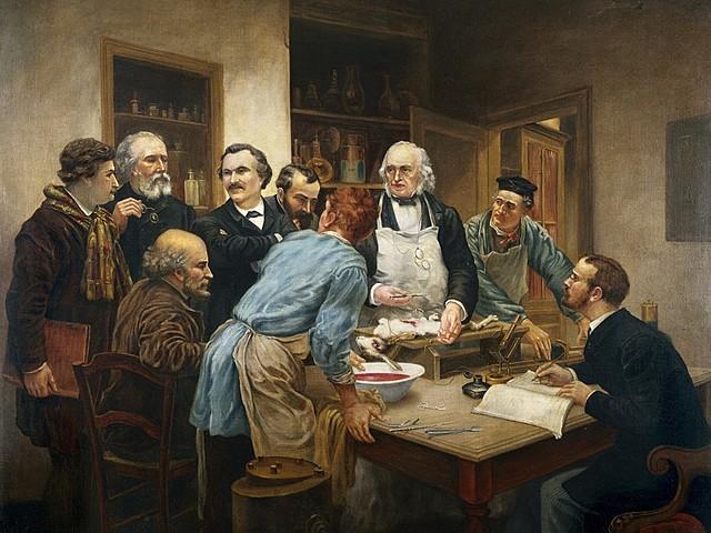 La medicina experimental: Magendi y Bernard