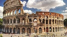 Dalla fondazione di Roma a Carlo Magno timeline