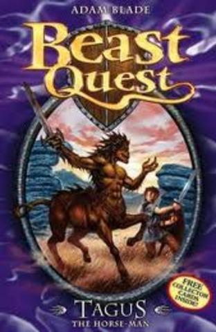 beast quest tagus the horse man