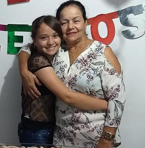 CUMPLEAÑOS DE MI MADRE