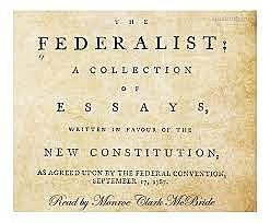 Federalist papers (political)