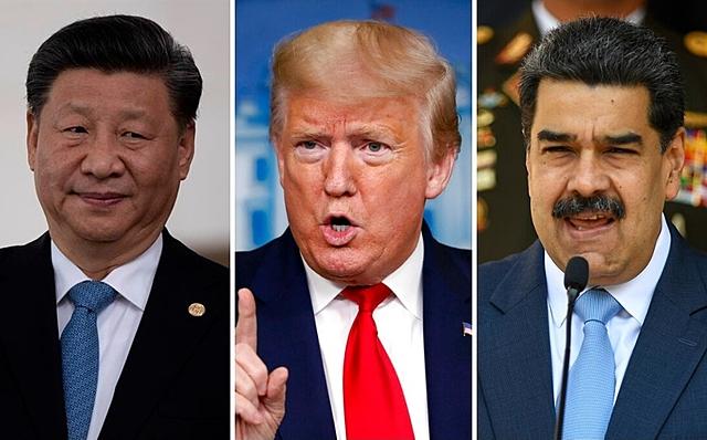 Estados Unidos anunció un cambio a las reglas de exportación para evitar que China, Rusia y Venezuela usen su tecnología con fines militares