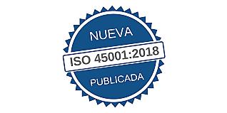 Inicio Norma ISO 45001:2018