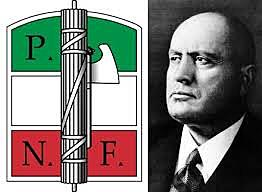 Mussolini forms the PNF (Fascist Party) and is elected its leader