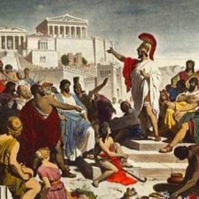 L' antiga Grècia  timeline