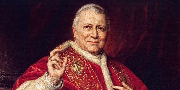 La reazione di Pio IX