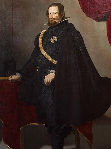 VALIDO: Gazpar de Guzman y Pimentel. Conde-duque de Olivares.