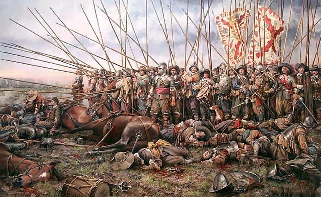 Derrota definitiva dels terços espanyols a Rocroi