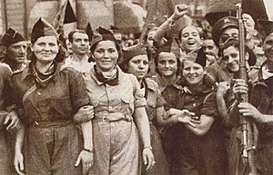 La revolución social española- La revolución Española