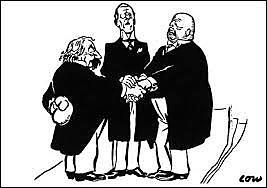 The Locarno Treaty signed
