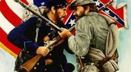 The American Civil War timeline