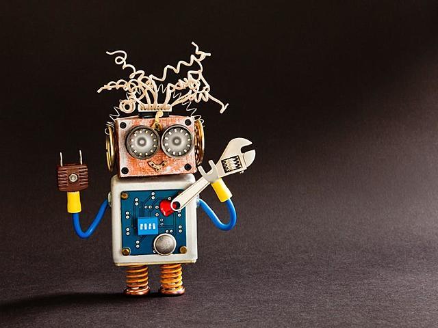 ROBBIE YO ROBOT