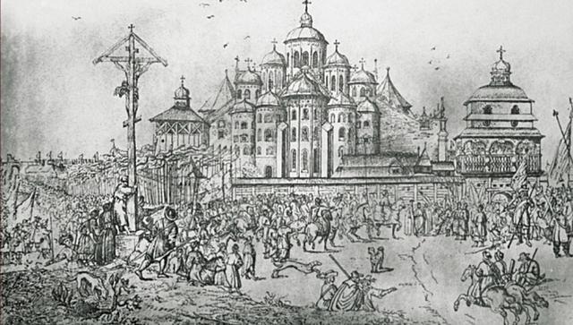 Cathedral restoration
