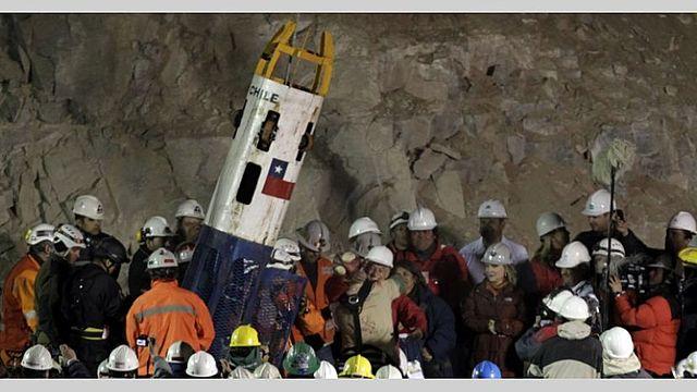 Rescate a la mina de San José