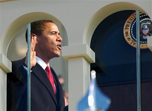 Barack Obama es presidente de los Estados Unidos De América