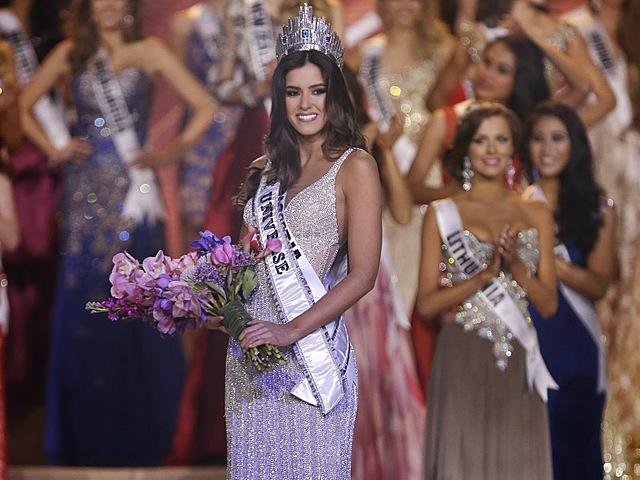 Miss Colombia se convierte en la Miss Universo 2014