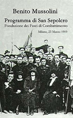 Fascio di Combattimento formed in Milan