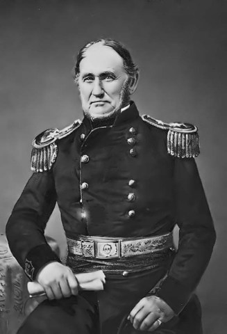Surrender of millitary posts in Texas