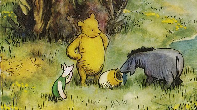 Wnnie the Pooh