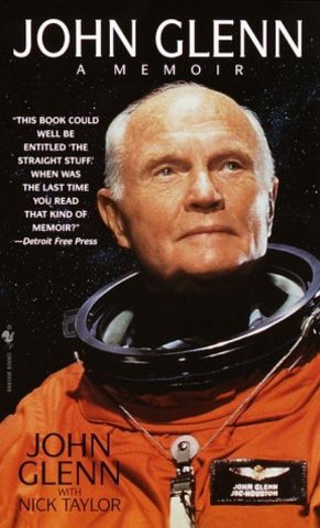 John Glenn, first US citizen to orbit Earth