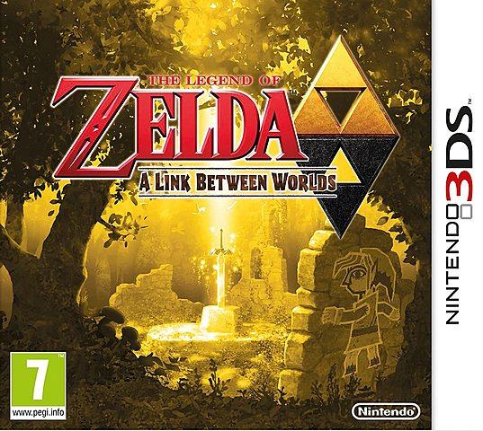 The Legend of Zelda : Link Between Worlds
