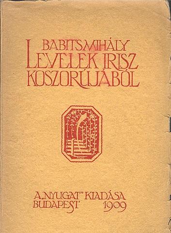 Első verses kötete