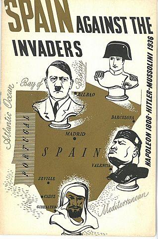 Italian involvement with Spanish Civil War