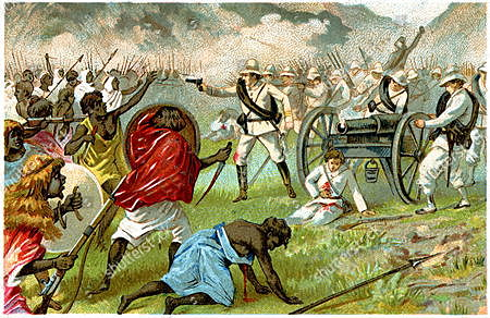 Failure of First Italo-Ethiopian War with the Battle of Adowa (Adwa)