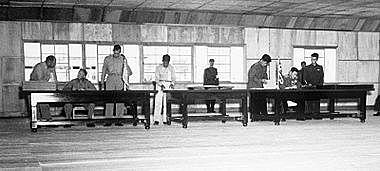 Armistici de panmunjom (Corea)