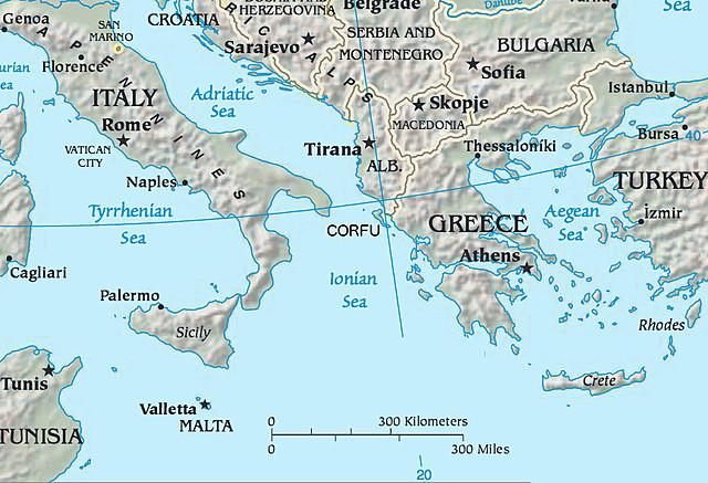 Corfu Incident