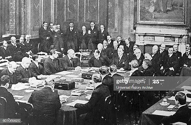Locarno Treaty Signed