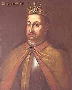 Afonso II de Borgonha