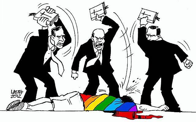 La OMS elimina a la homosexualidad dela lista de enfermedades mentales