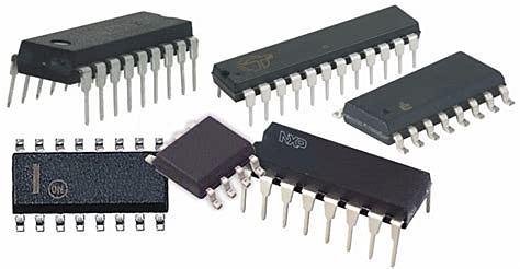 Los primeros circuitos integrados