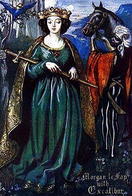 4. Morgan le Fay