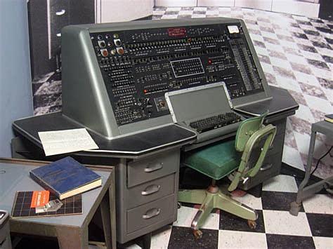 La primera computadora de uso comercial
