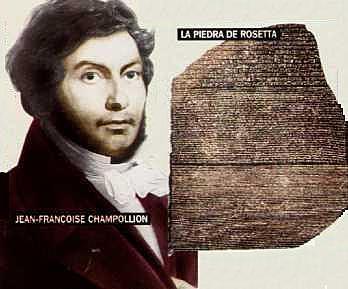 Traducción de la piedra de Roseta