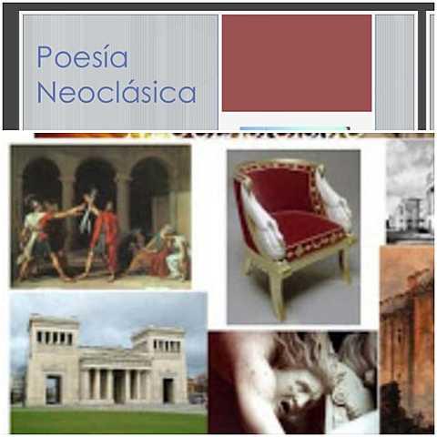 NEOCLÁSICO- SIGLO XVIII
