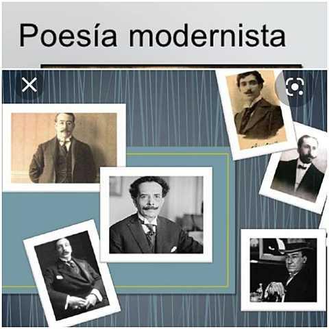 MODERNISMO- FINALES DEL SIGLO XIX - PRINCIPIOS DEL XX