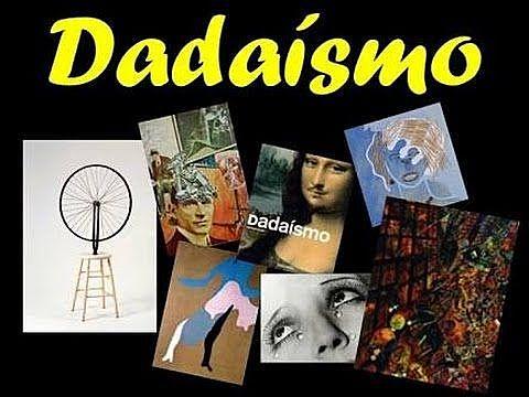 DADAÍSMO-SIGLO XX