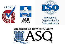 1946 JUSE ASQC E ISO