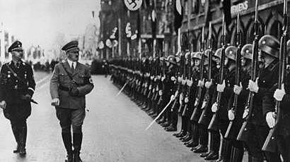 Inici de l'era nazi