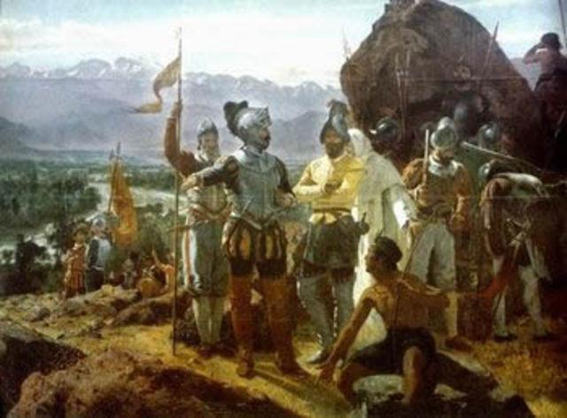 Spanish Conquistadors, 1532-33