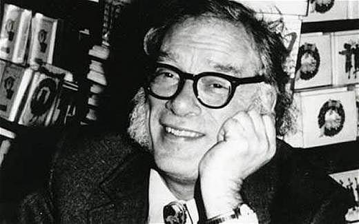 Isaac Asimovg