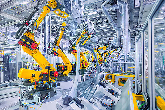 Robot industrial
