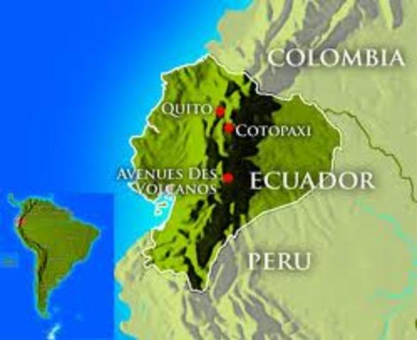 Peru-Ecuador War