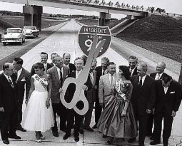 Highway Act of 1956