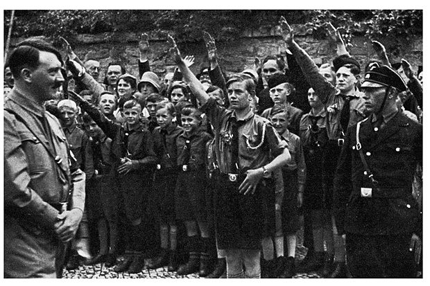 Le 30 janvier 1933: Hitler devient chancelier